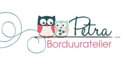Borduuratelier Petra – logo