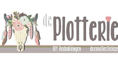 De Plotterie – logo