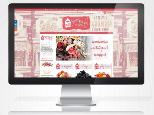 Snoepwinkel Online